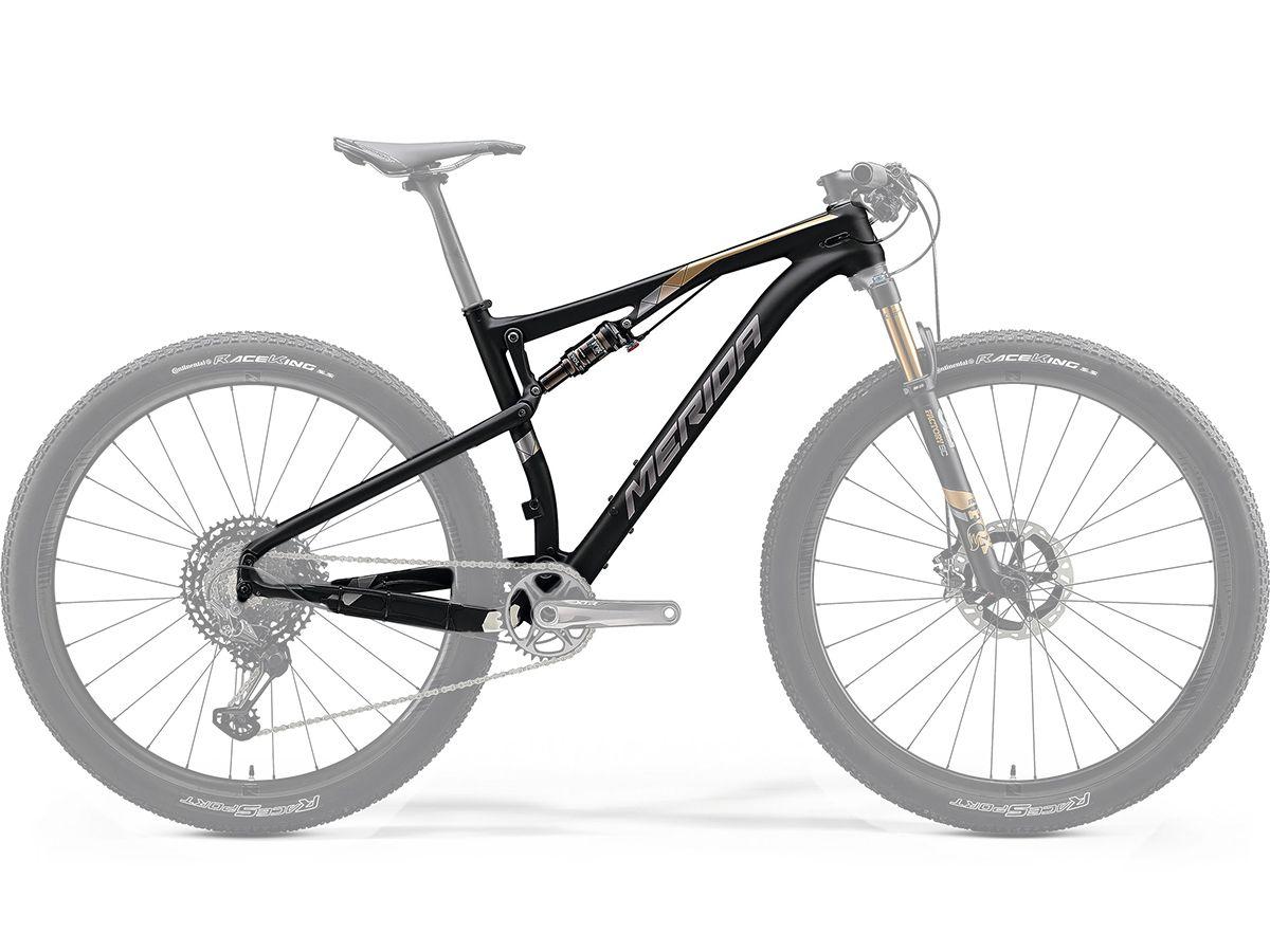 Cuadro Bicicleta Montaña Merida Ninety Six 9 9000 2020 Broni
